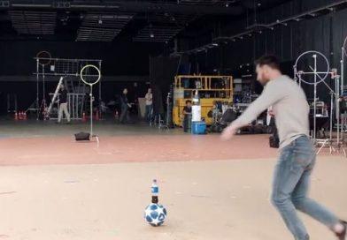 ¡Sólo Messi podría hacerlo!