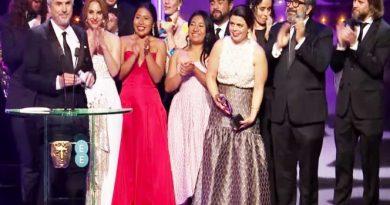 Roma hace historia: ahora tirunfa en los BAFTA