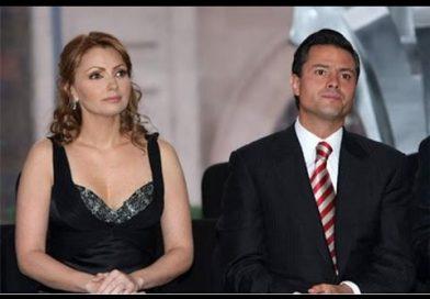 Afirman que Peña Nieto y 'Gaviota' se separaron