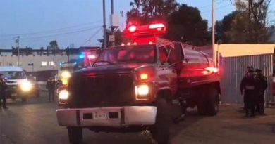 Incendio en Reclusorio Oriente deja 3 muertos