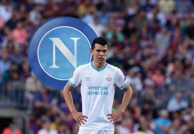 'Chucky' Lozano jugará en el Calcio de Italia