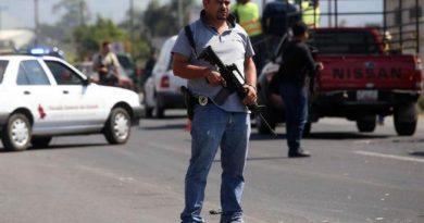 EU pide equiparar al narco con el terrorismo