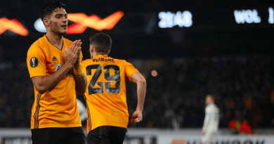 Raúl Jiménez anota en triunfo de Wolves en Europa League (Video)